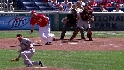 Dunn's RBI single