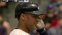 Jeter&#039;s two-run double