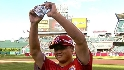 Futures Game MVP Hank Conger