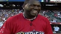 Big Papi's second round