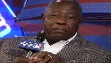 Hank Aaron at FanFest