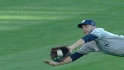 Braun's diving catch