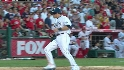 Cano's sacrifice fly