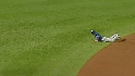 Andrus' diving play