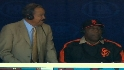 McCovey, Marichal visit booth