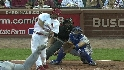 Winn&#039;s two-run triple