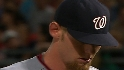 Strasburg dazzles the Marlins