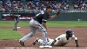 Buehrle picks off Span
