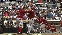 Johnson's two-run homer