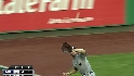 Braun&#039;s running catch