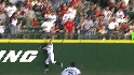 Ichiro&#039;s amazing catch