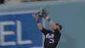 Pagan's leaping catch
