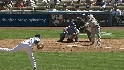 Reyes&#039; RBI single