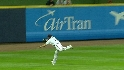 Edmonds&#039; amazing catch