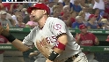 Aybar's RBI triple