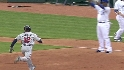 Casilla's RBI triple