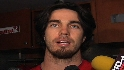 Haren on his injury
