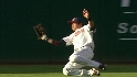 Choo's sliding catch