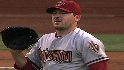Saunders' D-backs debut