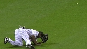 Bourn's amazing catch