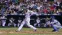 Stewart's two-run homer