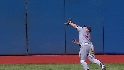 Duncan&#039;s diving catch