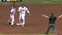Crawford's 400th stolen base