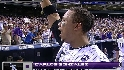 Gonzalez's walk-off homer