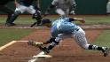 Cano's disputed groundout