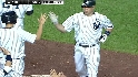 Teixeira's two-run shot