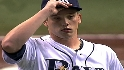 Hellickson&#039;s Major League debut