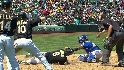 Kouzmanoff's two-run double