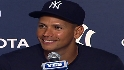 A-Rod on hitting No. 600
