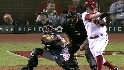 Crosby&#039;s RBI double