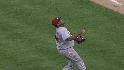 Cordero&#039;s barehanded play