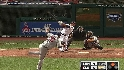 Choo's second RBI double