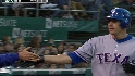 Teagarden's two-run homer