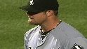 Danks's strong outing
