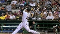 Jones' solo homer