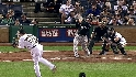 Stewart's three-run shot