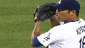 Kuroda strikes out eight