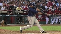 J. Hairston&#039;s RBI single
