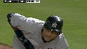Jeter's game-tying single