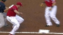 Ellsbury collides with Hunter