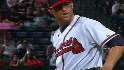 Hudson talks Chipper, Cox