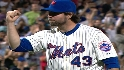 Dickey breaks down one-hitter