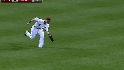 Stubbs' running catch