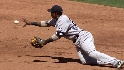 Yankees turn a double play