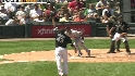 Guillen&#039;s two-run single