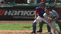 Scutaro's RBI double